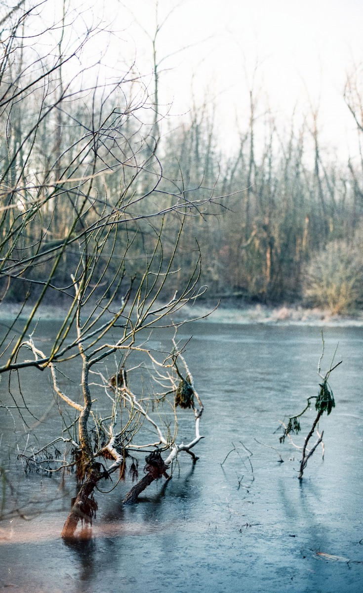 Dokumentární fotografie z knihy